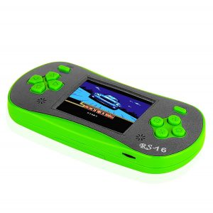 Family Pocket RS-16 Children's Handheld Game Console