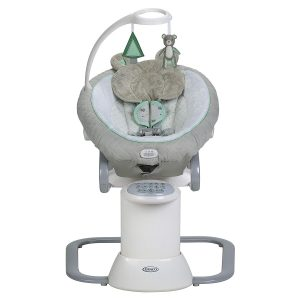 Graco EveryWay Soother Baby Swing Tristan