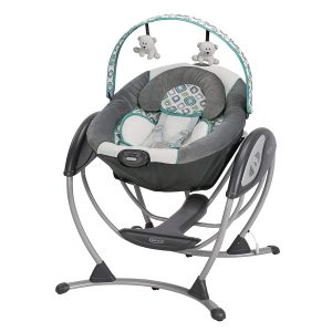 Graco Glider LX Baby Swing Affinia