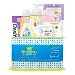 Johnson's Baby Bath Discovery Gift Set