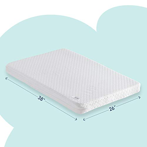 Hiccapop Pack and Play Mattress Pad