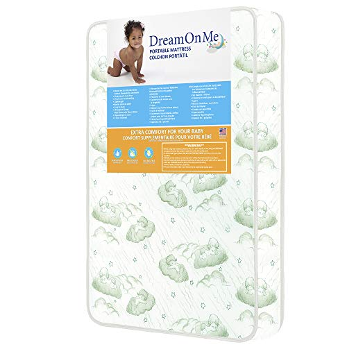 Dream on Me Playard Mattress